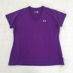 Under Armour UA Workout Shirt V Neck